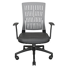 Fly Soft Plastic Mid Back Chair, CH50718