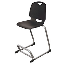 Comfort Stacking Stool with Built-In Foot Rest, CH50766