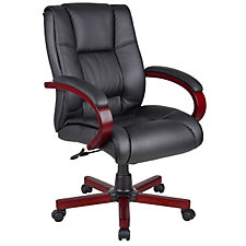 Eldorado Mid Back Conference Chair with Knee-Tilt, CH03902