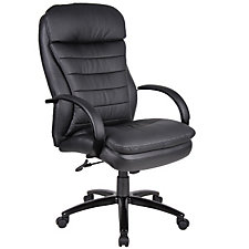 Habanera High Back Vinyl Executive Chair, CH03934