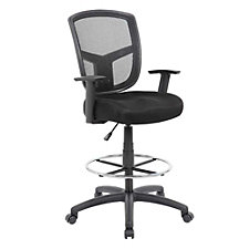Mesh Drafting Stool, CH51901