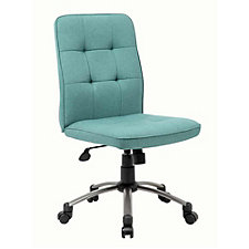 Armless Fabric Task Chair, CH51902