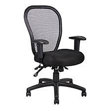 Hydra Mesh and Fabric Ergonomic Chair, CH03208