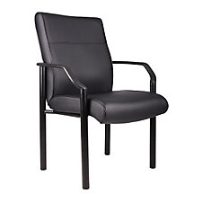 Cooper Bonded Leather Guest Chair, CH03214