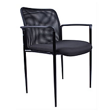 Mesh Back Guest Chair, CH03207