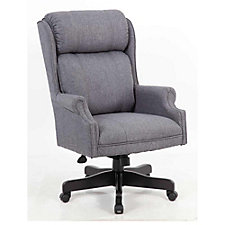 Cushioned Fabric Executive Chair, CH51909
