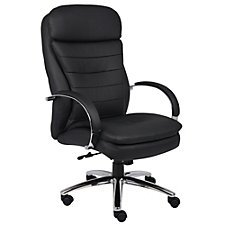 Belgrano Faux Leather Modern Executive Chair, CH03711