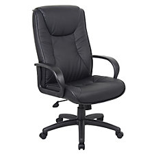 Athens Bonded Leather High Back Computer Chair, CH50916