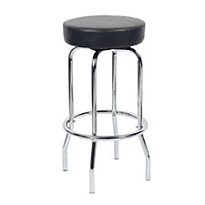 Hacienda Vinyl Backless Stool, CH50988