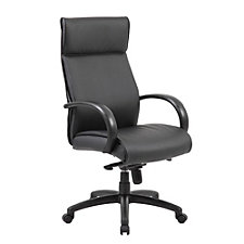 Peck High Back Conference Chair with Polyurethane Arms, CH51229