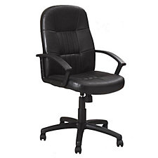 Executive Bonded Leather Conference Chair, CH02626