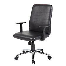 Retro Vinyl Task Chair, CH51673