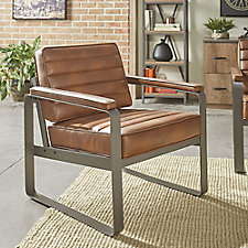 Rivet Lounge Chair, CH52396
