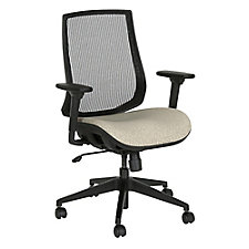 Vertical Mesh-Back Chair, CH52340