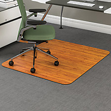 "Contemporary Chair Mat for Carpet- 45"" x 53"", CH52107"