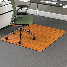 "Contemporary Chair Mat for Carpet- 45"" x 53"", CH52107"