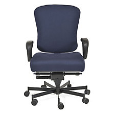 Fabric 24/7 Intensive Use Ergonomic Chair, CH50575