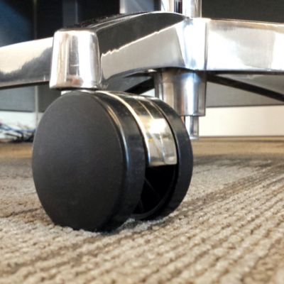 Differences Between Soft & Hard Chair Casters
