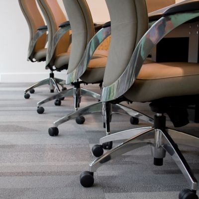 Why Do Office Chairs Have Five Wheels?