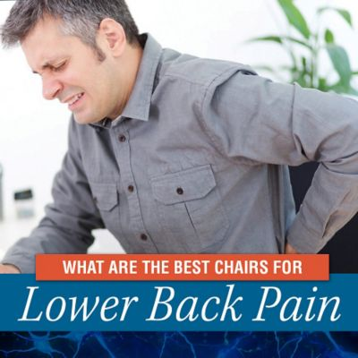 What Are the Best Office Chairs for Lower Back Pain?