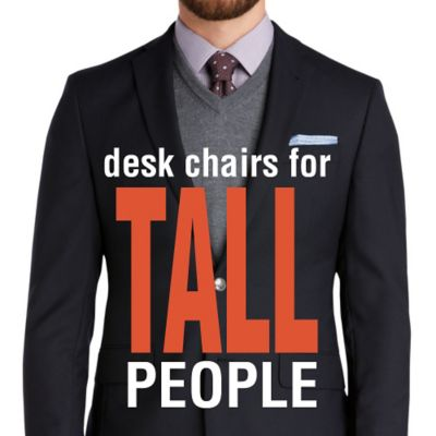Best Desk Chairs for Tall People: What to Look For