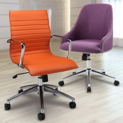 Bring Spring Into Your Office With These Colorful Chairs