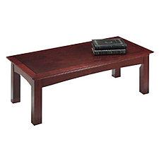 Del Mar Wood Veneer Coffee Table, CH50253