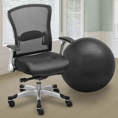 Desk Chair or Exercise Ball?