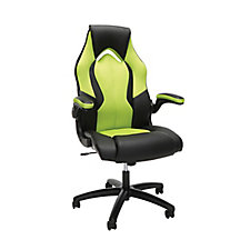 Essentials High Back Gaming Chair in Faux Leather, CH52018