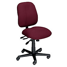 Armless Ergonomic Chairs