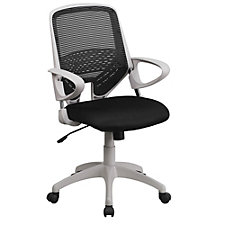 Hovlid Mesh Task Chair with Loop Arms, CH51416