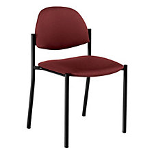 Fabric Armless Stack Chair, CH03750
