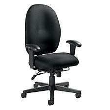 Stamina Fabric High Back 24 Hour Ergonomic Chair, CH02671