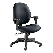 Graham Fabric Low Back Ergonomic Chair, CH03759
