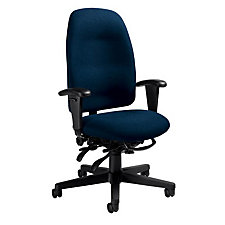 Granada Fabric High Back Ergonomic Chair, CH03761