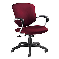 Fabric Mid Back Executive Chair, CH02681