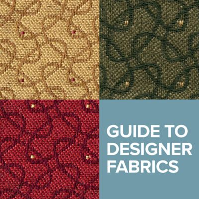 An Introduction to Our Designer Fabrics by CF Stinson
