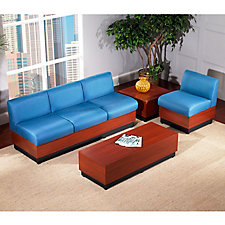 Modular Fabric Reception Set - Four Seats, CH50349