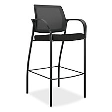 HON Ignition 300 lb. Weight Capacity Cafe Height Stool, CH50460