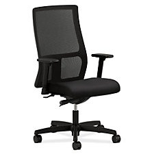 HON Ignition Mid-Back Fabric and Mesh Task Chair, CH50452