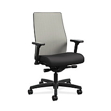 Ignition Stretch-Mesh Mid-Back Task Chair , CH52095