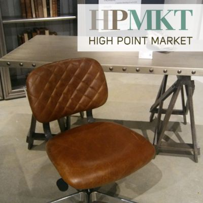 Office Chair Trends Spotted at High Point Market