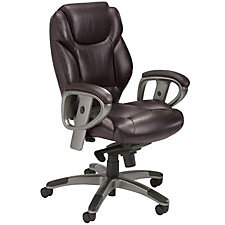 Leather Home Office Chairs