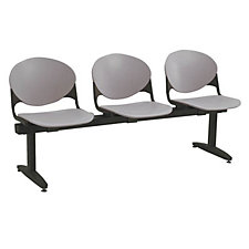 Polypropylene Three Seat Bench, CH04122