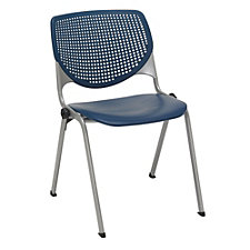 Heavy Duty Poly Stack Chair - 400 lb Capacity, CH50953