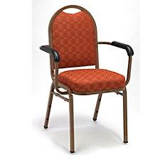Round Back Banquet Stack Chair, CH51197