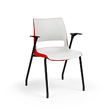 Doni Two Tone Poly Stack Chair, CH52114