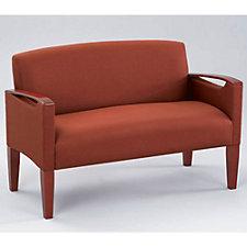 Fabric Loveseat, CH02710