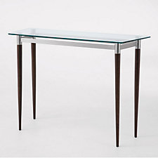 Glass Freestanding Sofa Table, CH04029