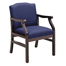 Traditional Wood Guest Chair, CH00361